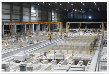 Emal - Aluminum Smelter Project